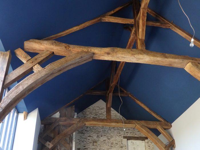 Peinture plafond Angers