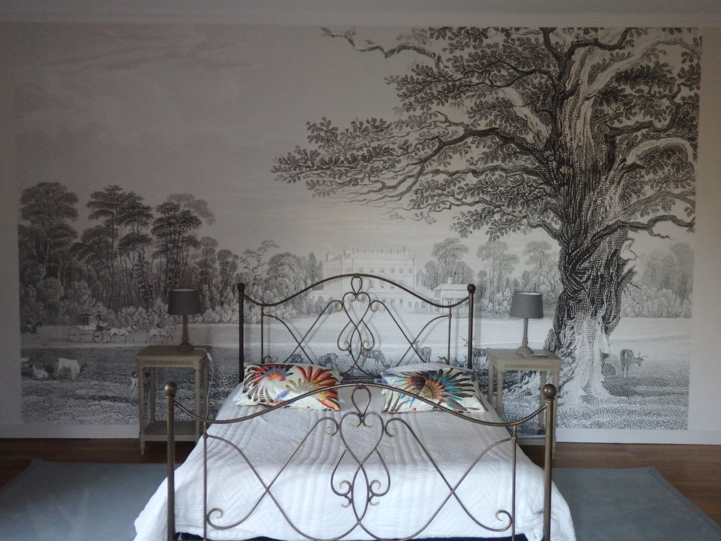 Peinture chambre Angers