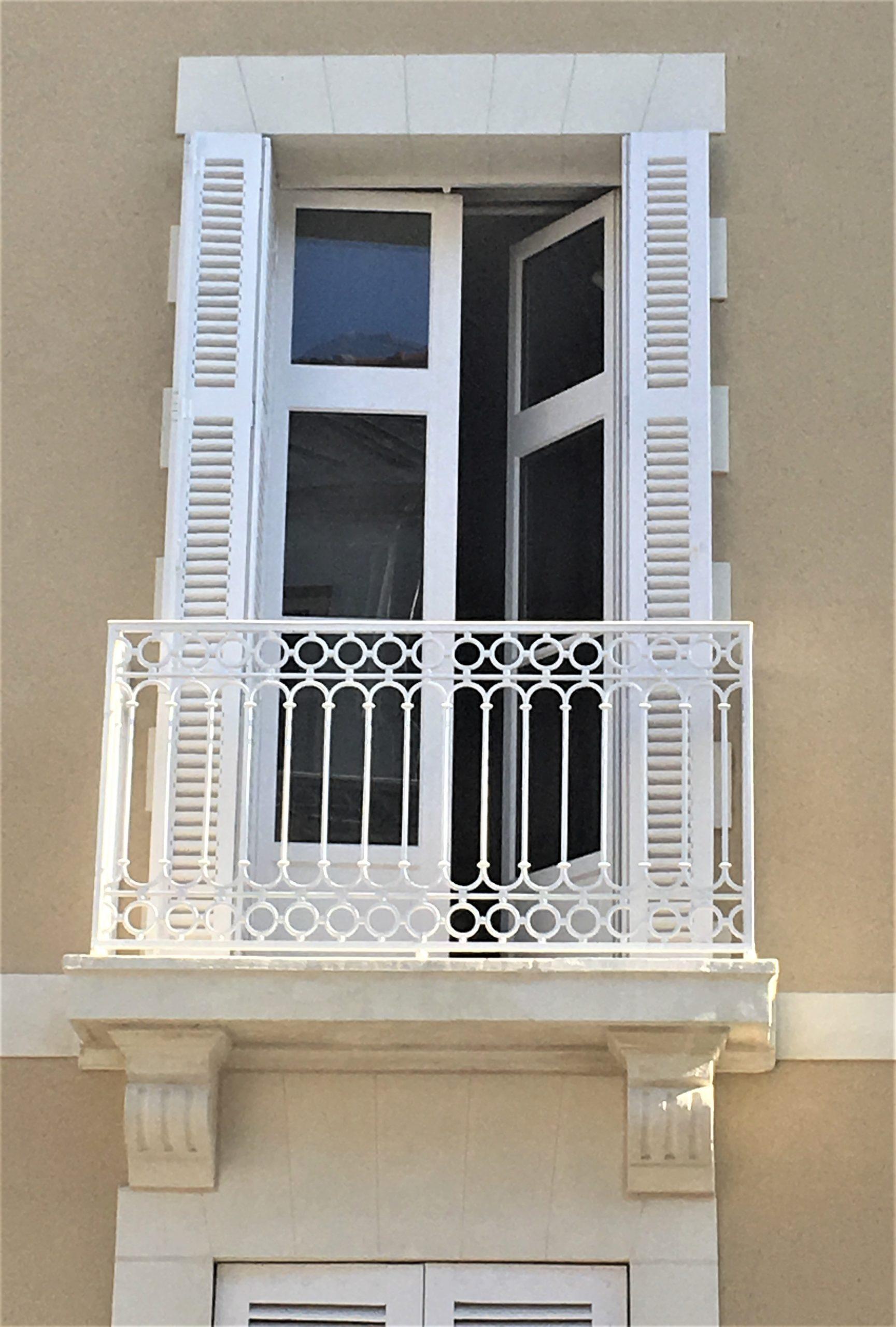 Huisserie - Peinture porte blanc Angers