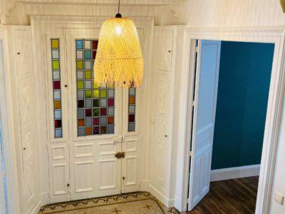 décoration intérieur classique artisan peintre Angers