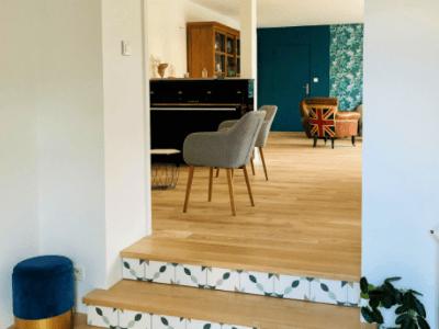 renovation artisan salon